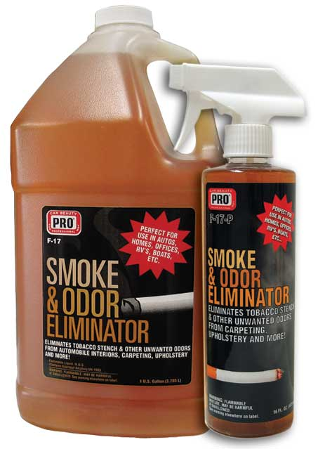 Pro Car Beauty Products F 17 22 Smoke Amp Odor Eliminator