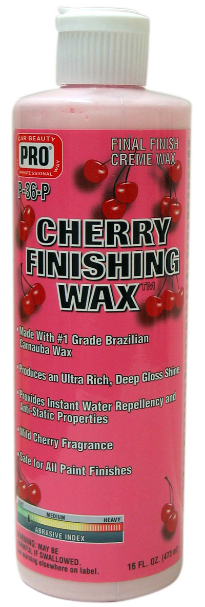 CHERRY FINISHING WAX