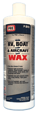RV Boat Aircraft Wax