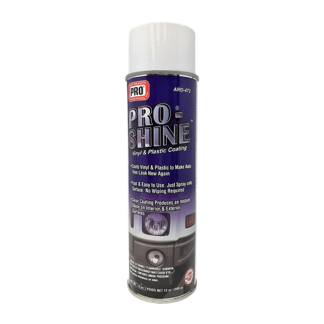 Aerosol Products - Interior