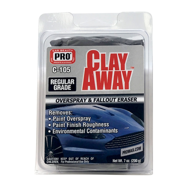 Clay Bars & Lubricants